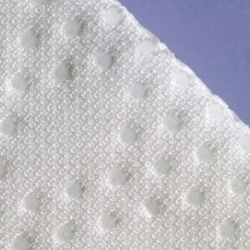 """MicroSeal SuperSorb™ Cleanroom Polyester Flat Mop Covers, 8 x 12"""", 50 per Pack"""