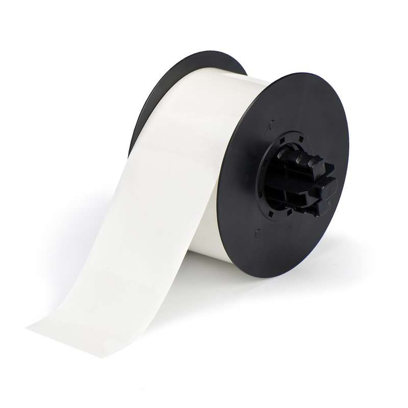 """Hi-Performance Polyester Tape Roll, Clear, 2.25"""" x 100'"""