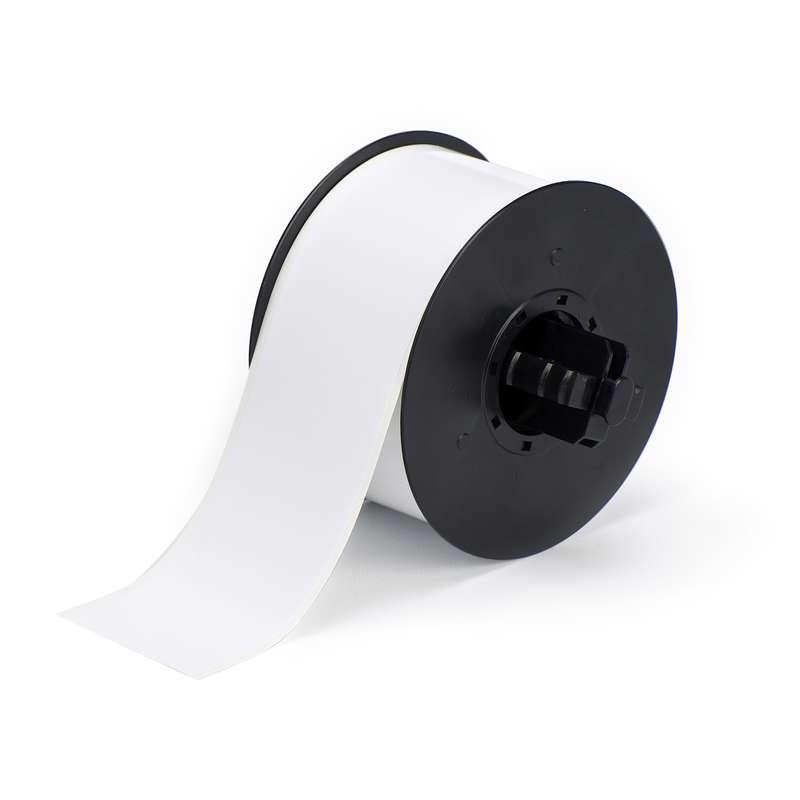 "Cold Temperature Polyester Label Roll, White, 2.25"" x 100'"