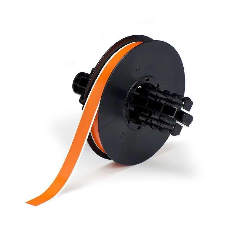 """BBP™31 Tape, Indoor/Outdoor, .5"""" x 100', Vinyl Film with Permanent Adhesive, 1/ Roll, Orange"""