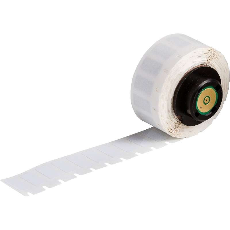"TLS 2200™/TLS PC Link® Permanent Vinyl Labels, 1.90"" x 50"", Matte White, 1 per Roll"