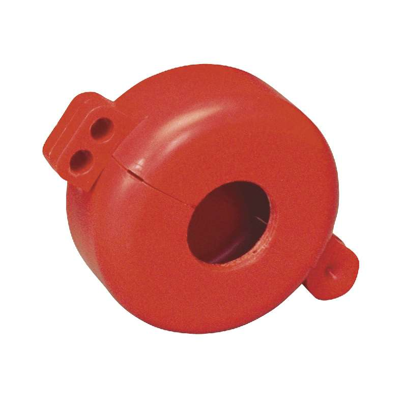 Cylinder Tank Lockout, Primary Color Red, Red