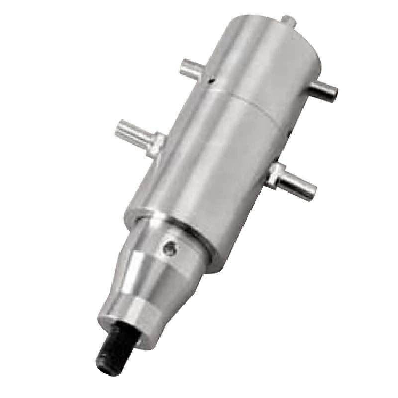 Stainless Steel Continuous Flow Attachment for Sonifier Models 250, 350, and 450