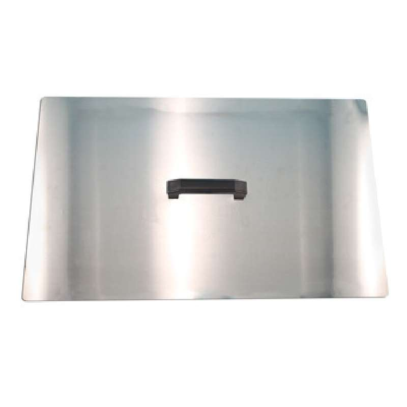 "Tank Cover, 20-5/8 x 12-5/8 x 2-1/4"", for Use with M8800, CPX8800 and B8510 Cleaners"