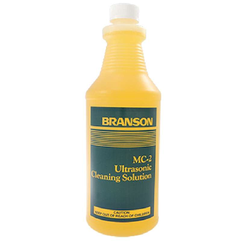 MC-2 Metal Cleaner Solution, 1 Quart for Ultrasonic Cleaners