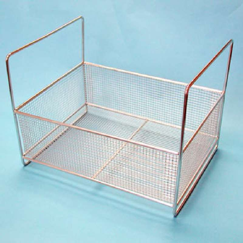 "Stainless Steel Mesh Basket, 15 x 11 x 5"", for Use with DHA-1000"