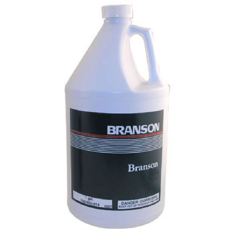 BC Buffing Compound Remover Solution, 1 Gallon for Ultrasonic Cleaners