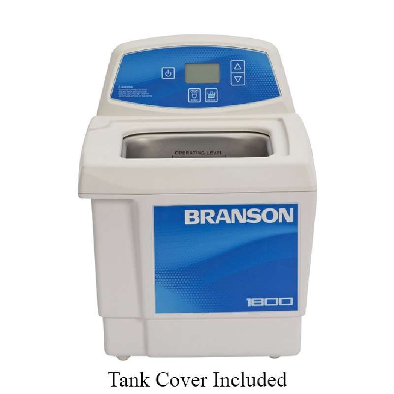 CPX1800 Ultrasonic Cleaner with Digital Timer and Tank Capacity of 1/2 Gallon