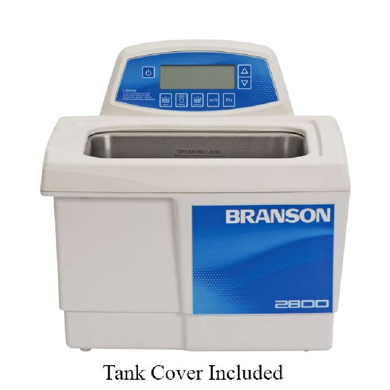 CPX2800H Ultrasonic Cleaner with Digital Timer, Heat Control and Tank Capacity of 3/4 Gallon