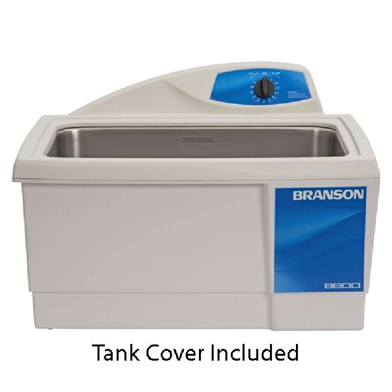 M8800 Ultrasonic Cleaner with Mechanical Timer and Tank Capacity of 5-1/2 Gallons