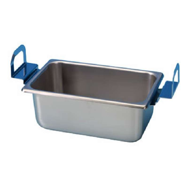 """Solid Tray, 8-1/2 x 4-1/4 x 4"""", for Use with M3800, CPX3800 and B3510 Cleaners"""