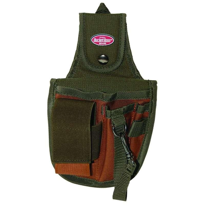 Rear Guard™ Tool Sheath with Padded Pocket, Clip Loop and Flapfit Phone Pocket