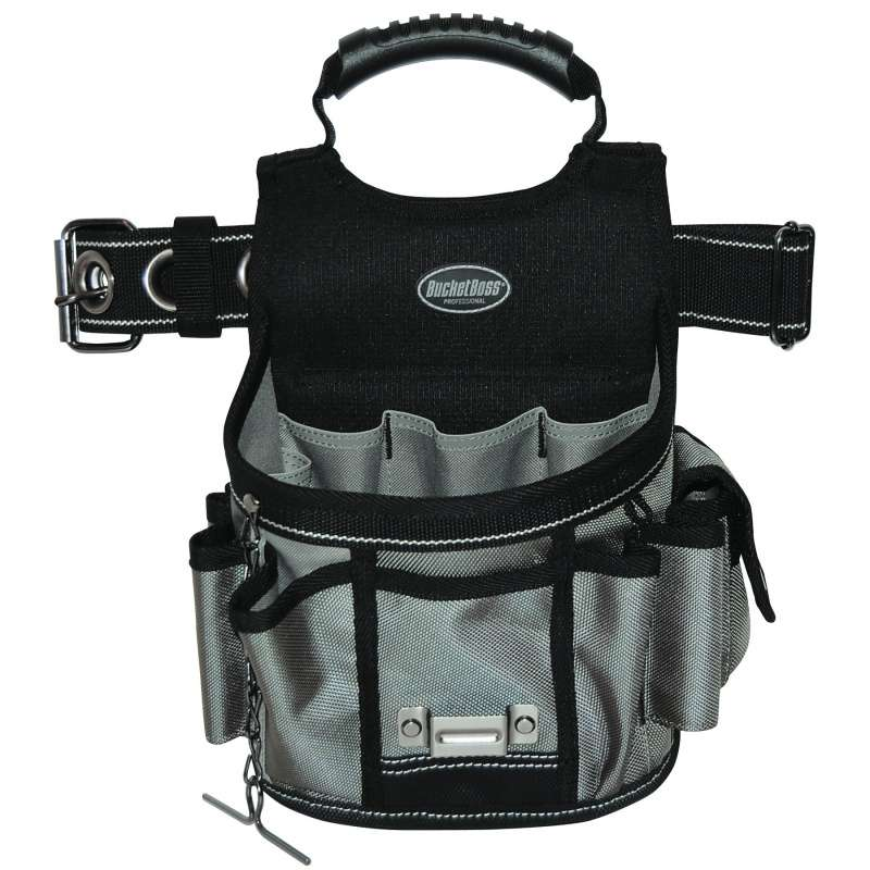"""Sparky™ Utility Tool Pouch with Belt, 9"""" x 6"""" x 14"""" H"""