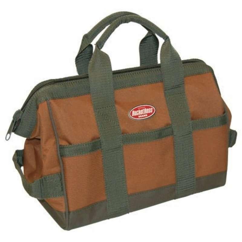"""GateMouth® Tool Bag, 12"""" x 7"""" x 9"""""""