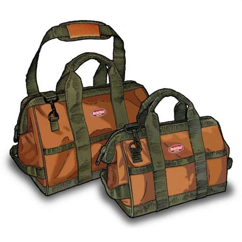 GateMouth® and GateMouth® Jr Tool Bag Combination Pack