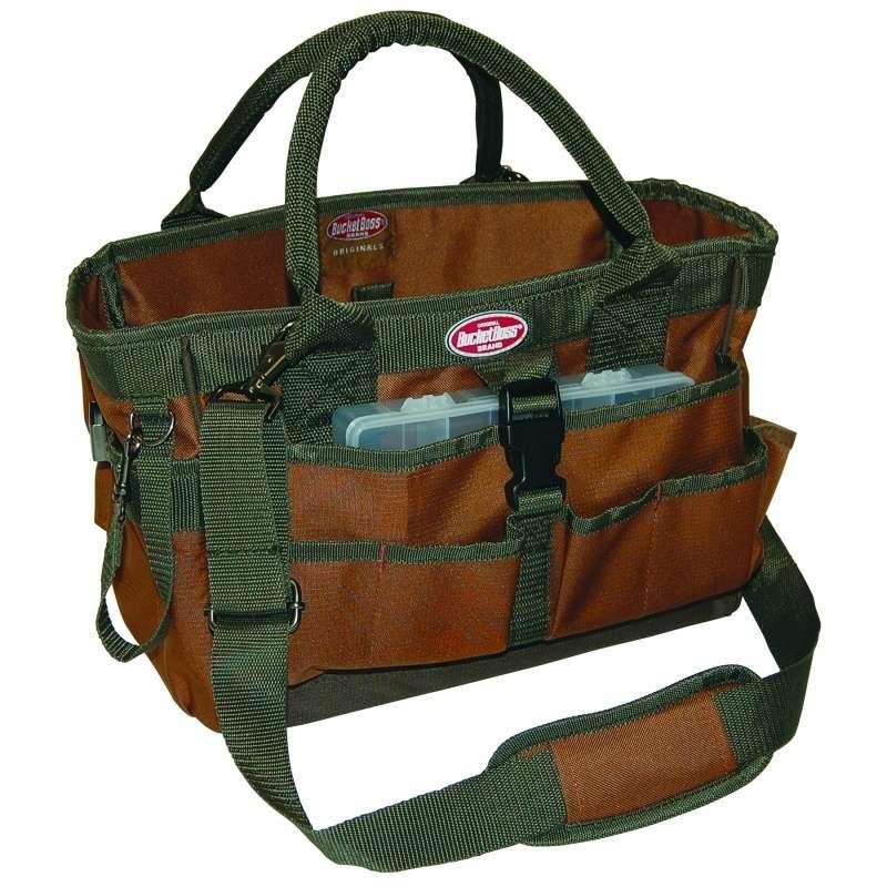 "GateMouth® Soft Open Face™ Tool Bag, 16 x 7 x 8.5"""