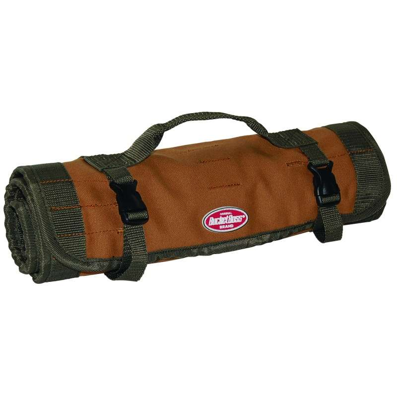 Duckwear Tool Roll with 22 Pockets, 26 x 14.5""