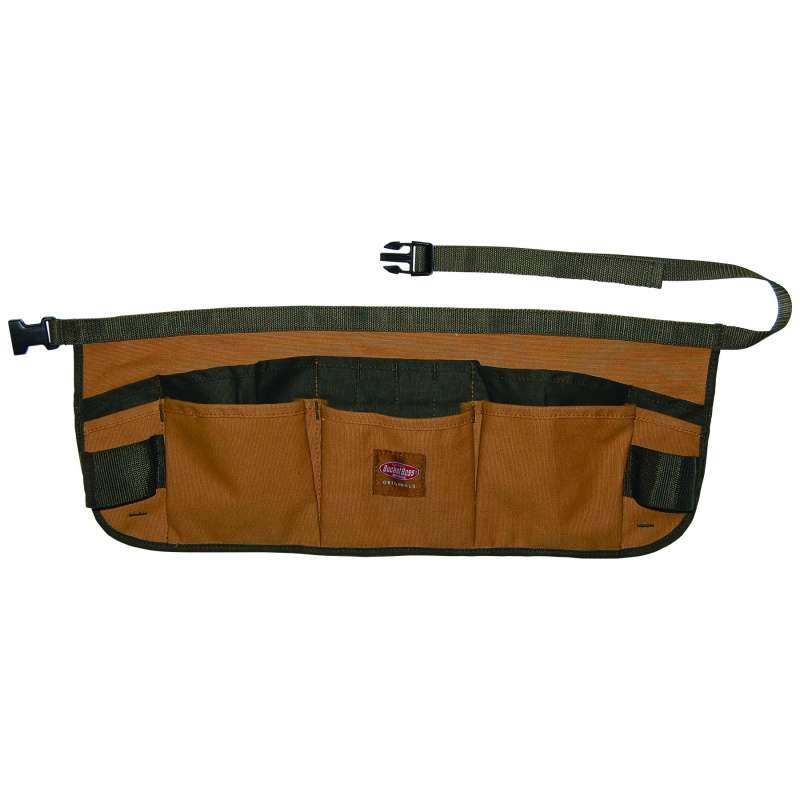 Canvas Duckwear SuperWaist Apron with 13 Pockets for Tools and Pens