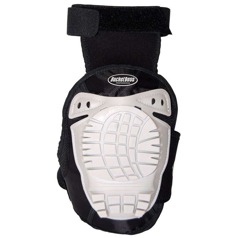 Geldome Soft Sheel Knee Pad with Adjustable Straps