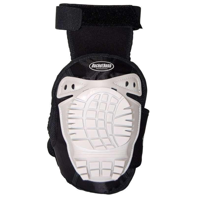 Geldome Soft Sheel Knee Pad with Adjustable Straps