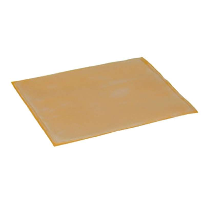 """ESD-Safe Dissipative Document Holder with Pressure Sensitive Adhesive Backing, 4 x 2"""""""