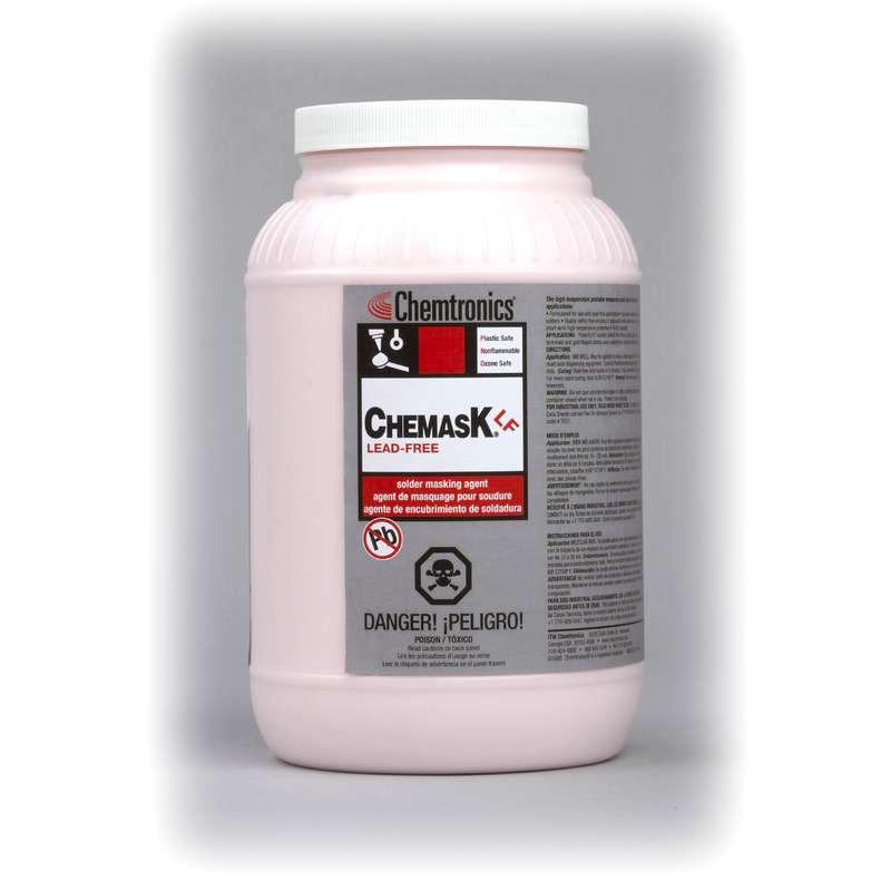 Chemask® Lead-Free Solder Masking Agent 1 Gallon