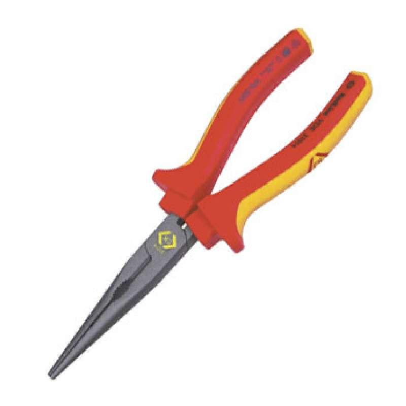 """RedLine™ Insulated VDE Snipe Nose Plier, 8"""""""
