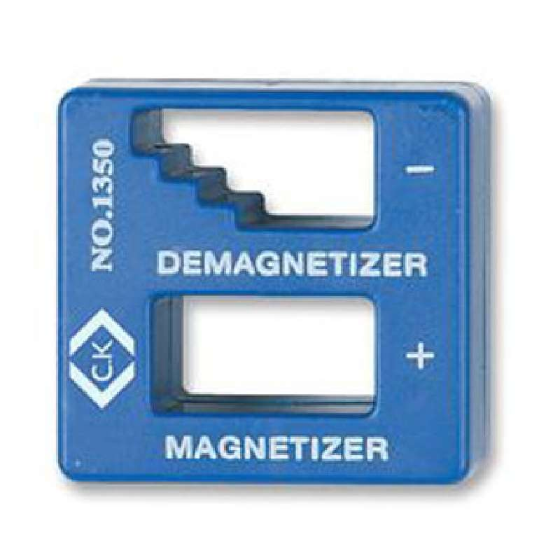 Pocket Size Magnetizer/ Demagnetizer for Most Small Tools