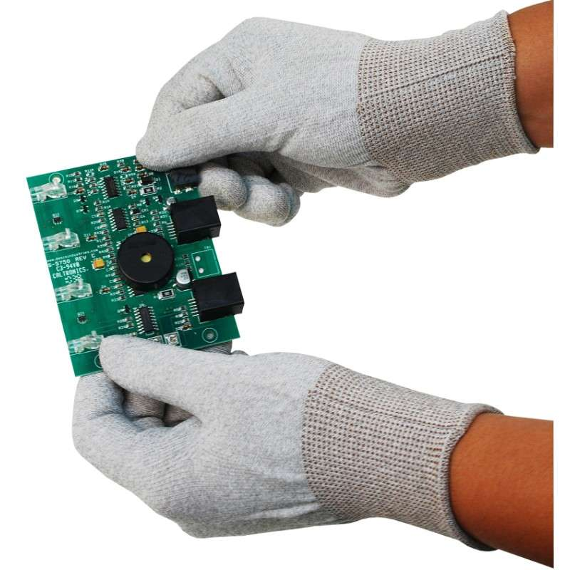 ESD INSPECTION GLOVE SMALL