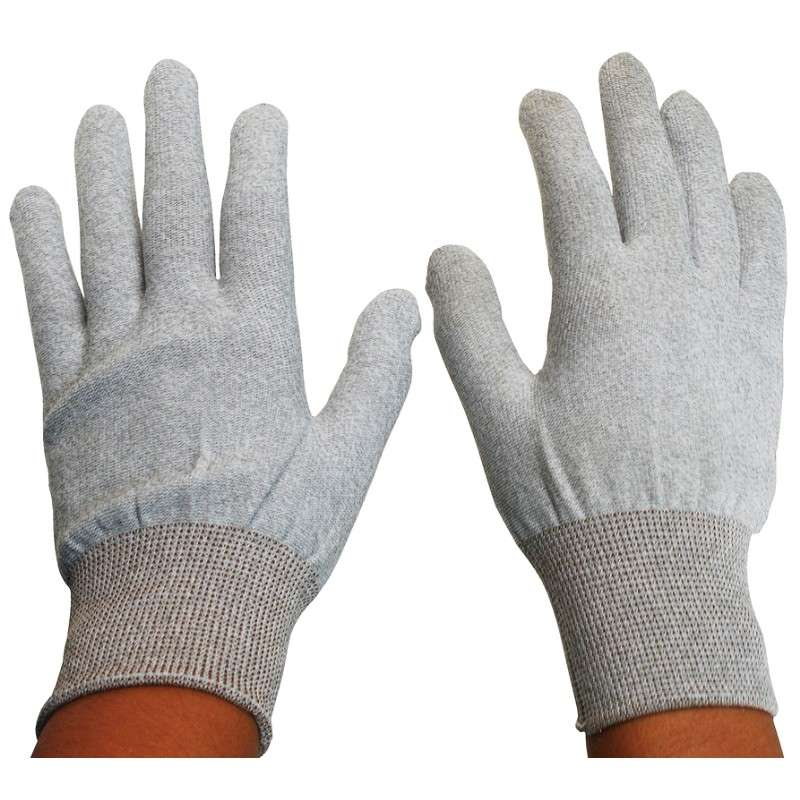 ESD INSPECTION GLOVE LARGE