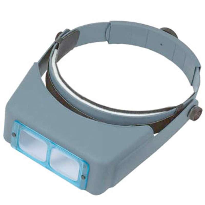 OptiVISOR W/ Lens Plate LP5 - 2-1/2X