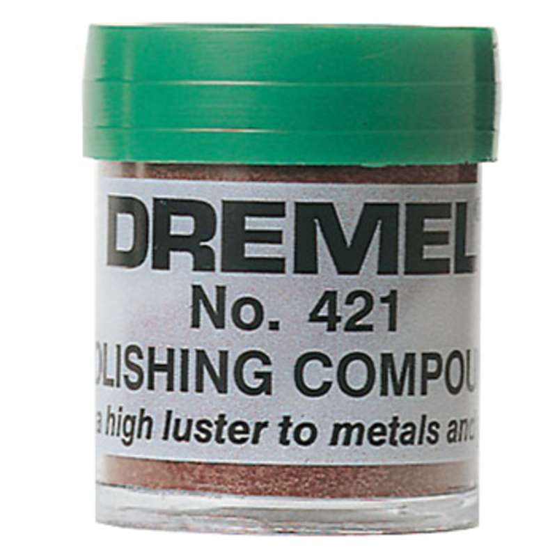 Polishing Compound for Metals and Plastics