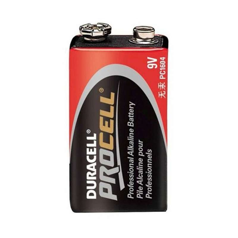Duracell ProCell 9V Professional Strength Alkaline Battery