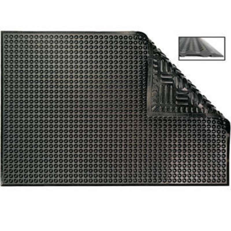 Anti Static Mat Office : Esd safe nitrile anti fatigue floor mat with bubble top