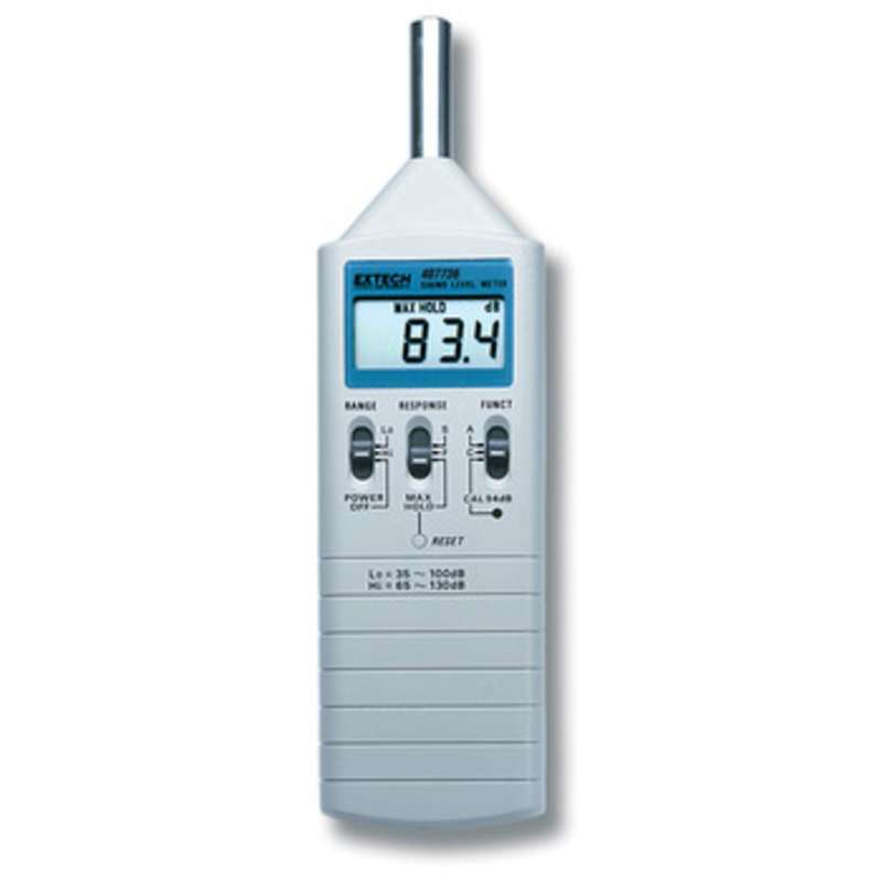 Sound Level Meter 1.5 dB Accuracy