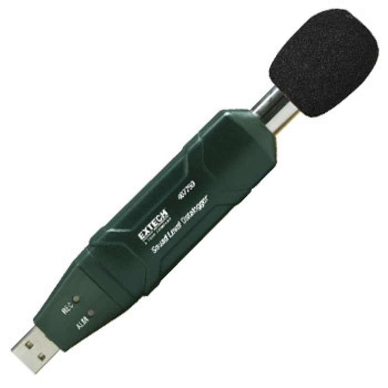 USB Sound Level Datalogger from 30 to 130dB with Software