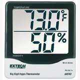 "Hygro-Thermometer with 1"" Digits"