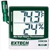 "Hygro-Thermometer with Remote Probe and 1"" Digits"