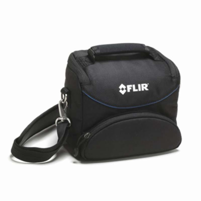 T/TBX Black Accessory Pouch Case with Shoulder Strap for FLIR T/TBX Series Infrared Cameras