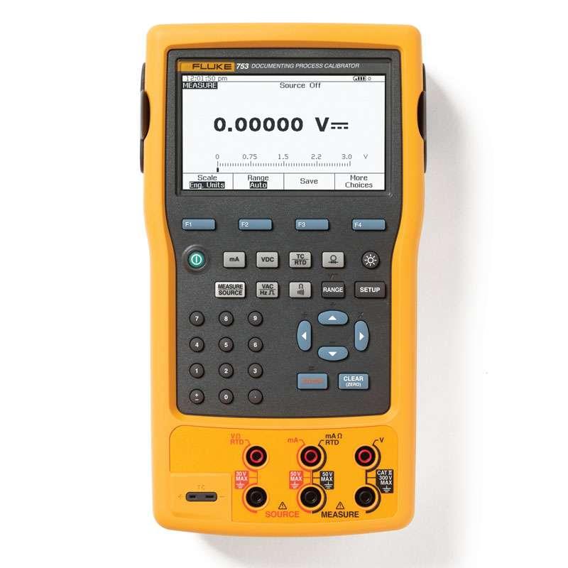 Documenting Process Calibrator for All Common Process Paramenter