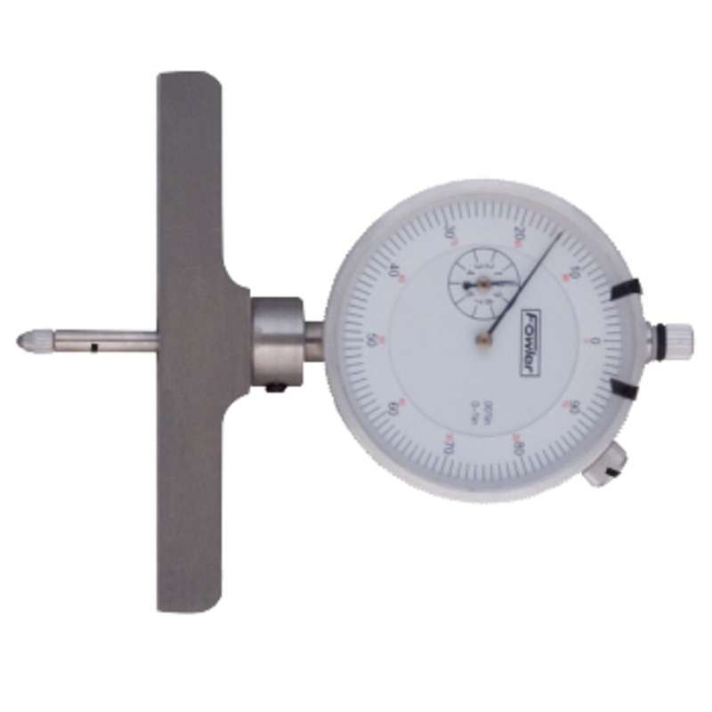 """X-DEPTH 22® Dial Indicator with .001"""" Graduation and 0-22"""" Range"""