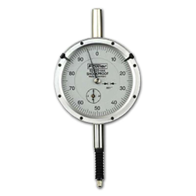 """X-PROOF® Dial Indicator with .001"""" Graduation and .40"""" Range"""