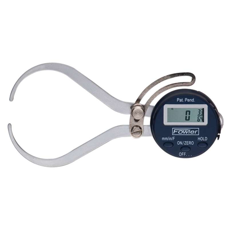 "Electronic External Caliper Gages, 0-6""/150mm Range"