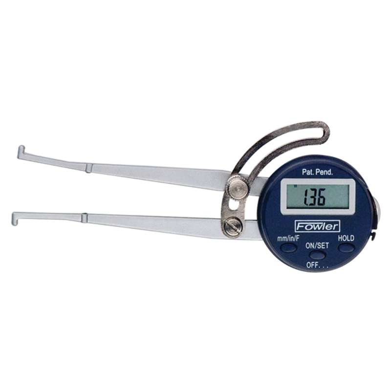 "Electronic Internal Caliper Gages, 0.5-6"" (13-150mm) Range"