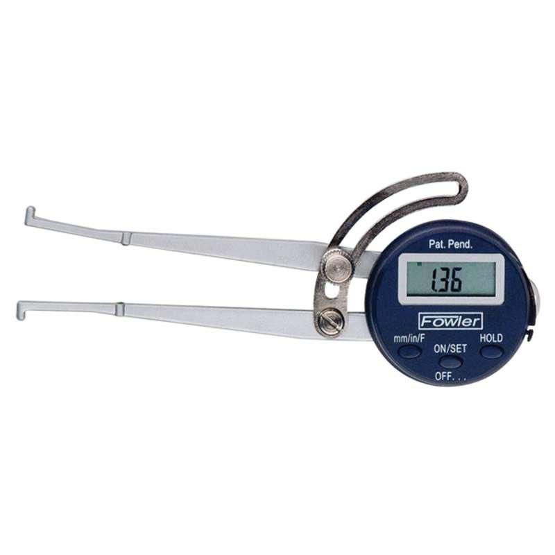 "Electronic Internal Caliper Gages, 0.5-6"" (13-150mm) Range"