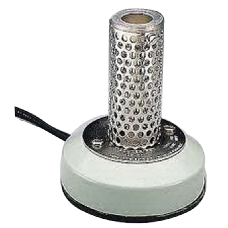 "Porcelain Mini Solder Pot, 700°F, 1"" Inner Diameter"