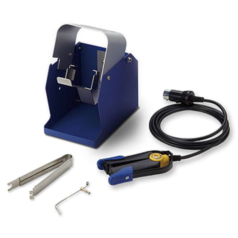 Thermal Wire Stripper Conversion Kit for FT-800 with Handpiece, Holder, Lead Adjuster and Removal Tool
