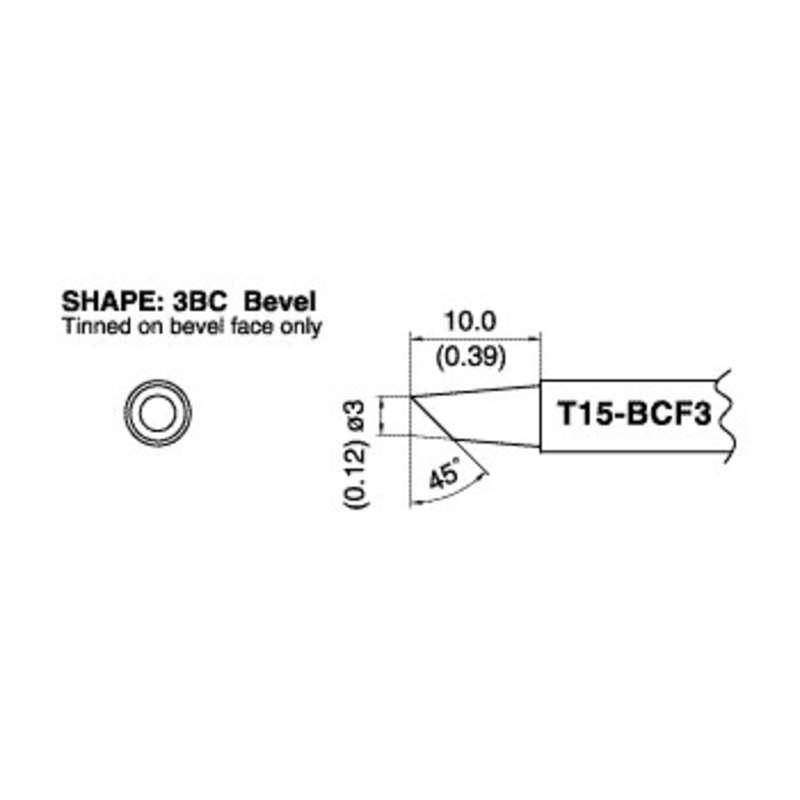 Hakko T15-BCF3