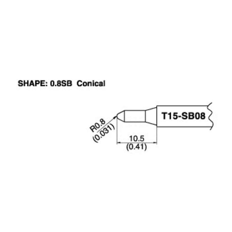 Hakko T15-SB08