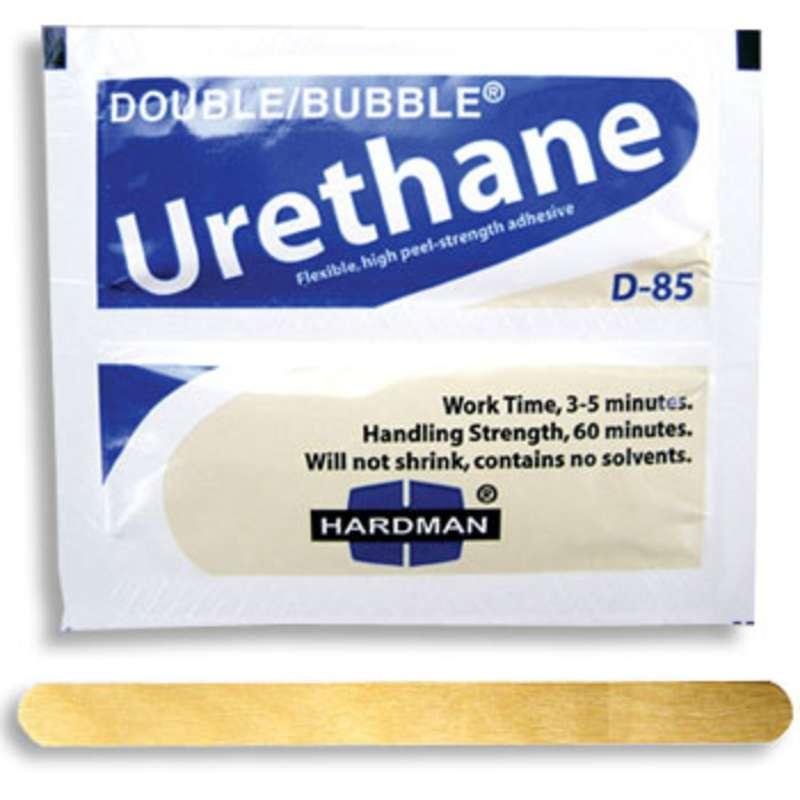 Double/Bubble® Semi-Rigid High Shear Strength Urethane Adhesive, 100 Packs per Carton